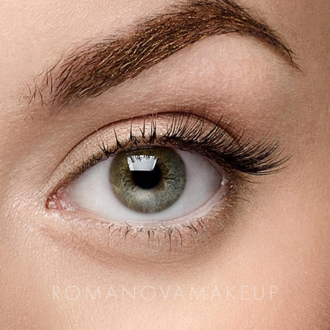 Пучки ресниц Romanovamakeup M-Long 12mm