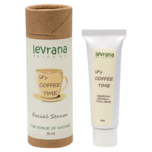 Сыворотка для лица с кофеином Lerana It`s coffee time - 30ml